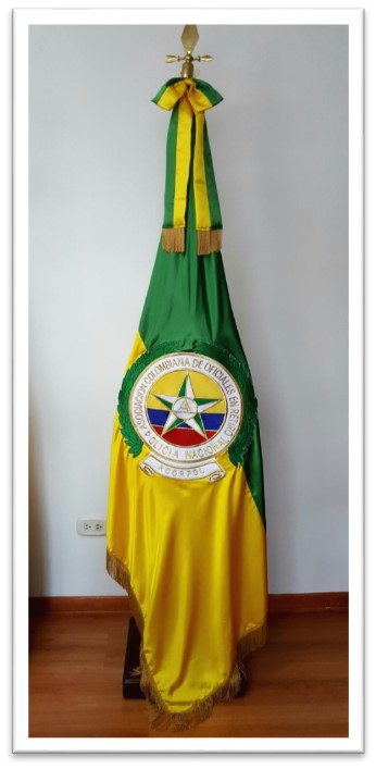 Bandera Acorpol